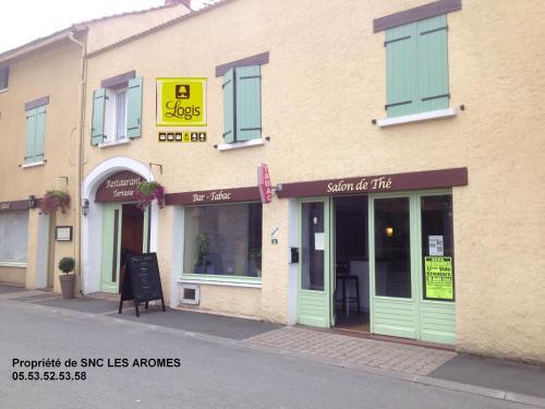 Les Aromes : Hotel near Saint-Vincent-sur-l'Isle