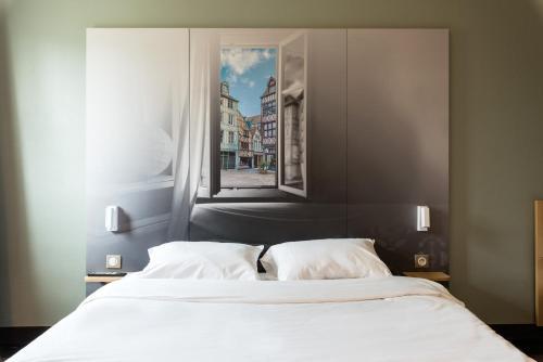 B&B Hôtel ROUEN St Etienne du Rouvray : Hotel near Belbeuf