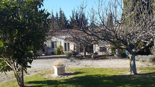 Gite Gourmandine : Guest accommodation near Verquières