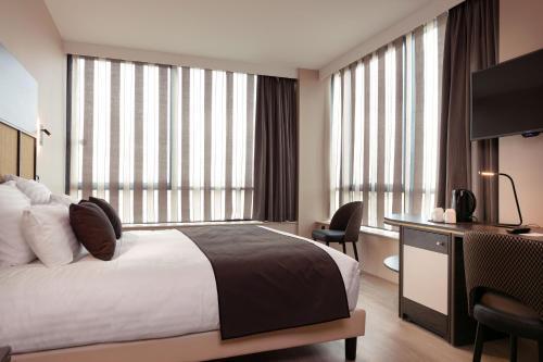 Best Western Plus Hôtel Escapade Senlis : Hotel near Beaurepaire