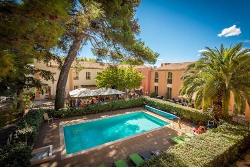 Le Clos De L'aube Rouge - Montpellier / Castelnau le Lez : Hotel near Le Crès