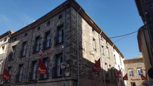 Yseria Hôtel : Hotel near Florensac