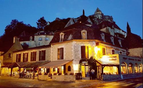 Hotel du Chateau : Hotel near Beynac-et-Cazenac