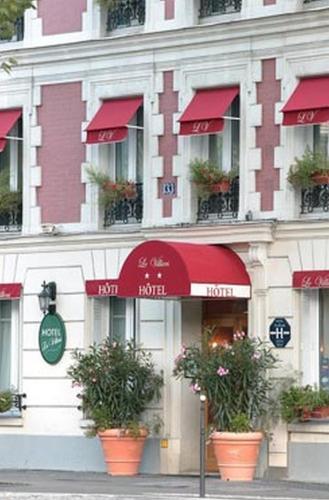 Le Villiers : Hotel near Levallois-Perret