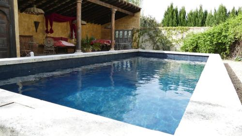 Mas du Puits d'Amour : Bed and Breakfast near Mornas
