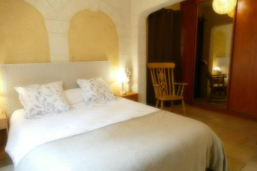 Domaine des Pins : Bed and Breakfast near Villardebelle