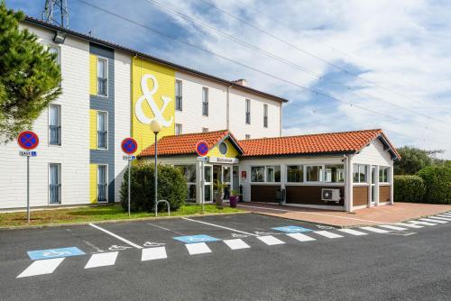 B&B Hôtel Narbonne (1) : Hotel near Montredon-des-Corbières