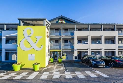 B&B Hôtel STRASBOURG Nord Industrie : Hotel near Rottelsheim