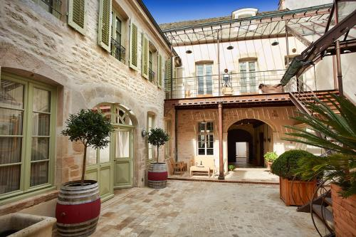 Chez Les Fatien : Bed and Breakfast near Beaune