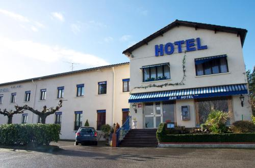 Hotel Aer : Hotel near Aigrefeuille