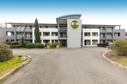 B&B Hôtel Toulouse Cité de l'Espace : Hotel near Quint-Fonsegrives