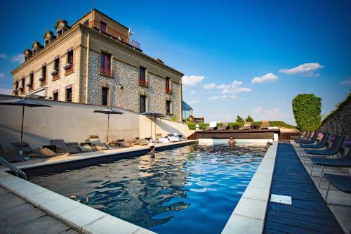 Domaine De La Corniche : Hotel near Vétheuil