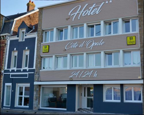 Hotel Côte d'Opale : Hotel near Hubersent