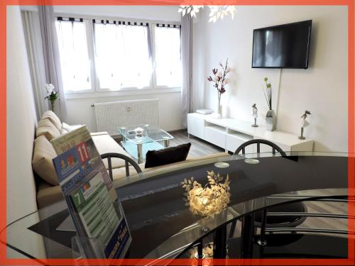 Appartement BASEL AIRPORT 45m2 : Guest accommodation near Raedersdorf