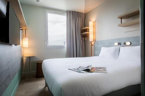 ibis budget Paris Gennevilliers : Hotel near Andilly