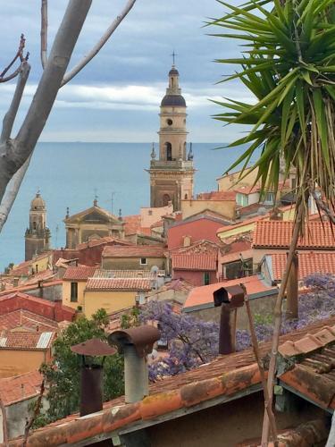 Villa la clémente : Guest accommodation near Gorbio