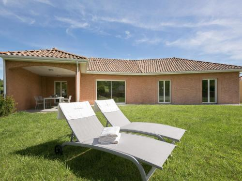 Gite La Paloumere : Guest accommodation near Arcizac-ez-Angles