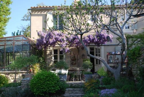 Sous les Canniers : Guest accommodation near Saumane-de-Vaucluse
