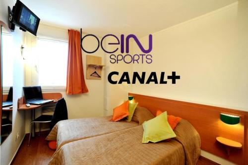 Promotel Bourg-en-Bresse : Hotel near Polliat