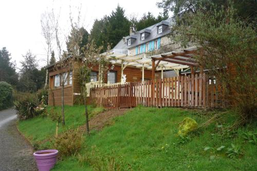 Mobile Home Le Clos de See : Guest accommodation near Brouains