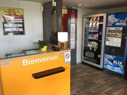 Class'Eco Chambly : Hotel near Butry-sur-Oise