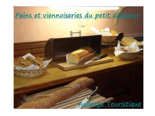 Chambres et Tables d'hôtes à l'Auberge Touristique : Bed and Breakfast near Crépon