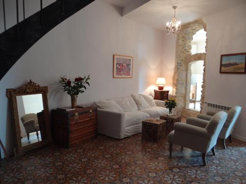 Villa Colonna Appartements : Apartment near Pierrevert