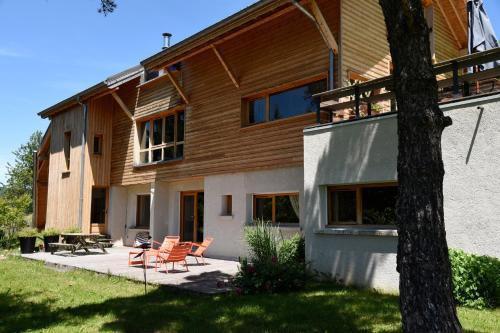 Maison d'hôtes Agathe et Sophie : Guest accommodation near Saint-Paul-de-Varces