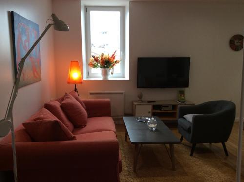 Le Massilia : Apartment near Barrais-Bussolles