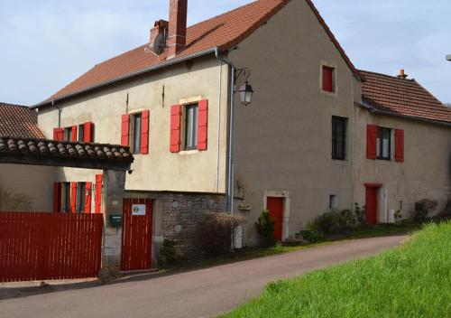 La Follye Mancey : Bed and Breakfast near Martailly-lès-Brancion