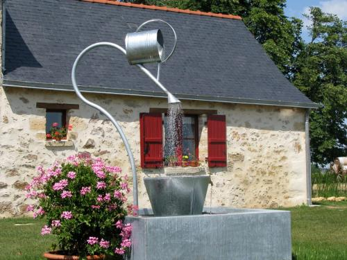 Le Domaine des Gauliers : Bed and Breakfast near Faye-d'Anjou
