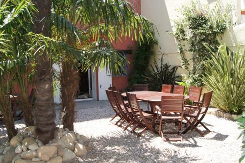 L'Orangeraie : Bed and Breakfast near Palau-del-Vidre