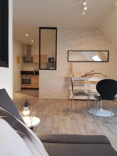 Appartement Rue du Port - Lorient : Apartment near Locmiquélic