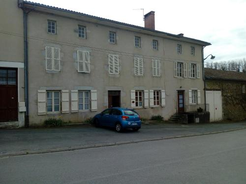 Chambre d'Hôtes Firon : Bed and Breakfast near Gorre
