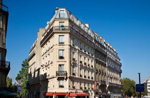 Hotel Elysa-Luxembourg : Hotel near Paris 5e Arrondissement