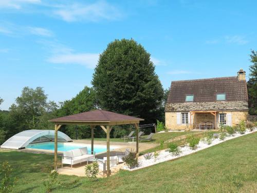 Ferienhaus La Chapelle Aubareil 200S : Guest accommodation near Valojoulx