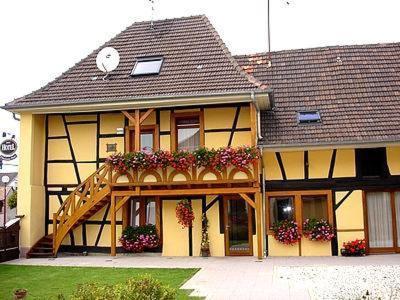 A L'ancienne Poste : Hotel near Baldersheim