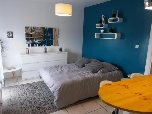 Olivier et Cécilia : Apartment near Fontenay-sur-Loing