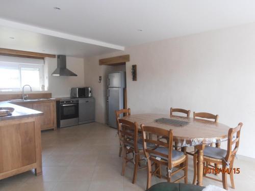 Gite de la Daniere : Guest accommodation near Montcuit