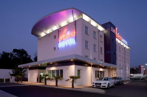 Hotel Arena Bordeaux Sud - Gradignan - Talence : Hotel near Villenave-d'Ornon