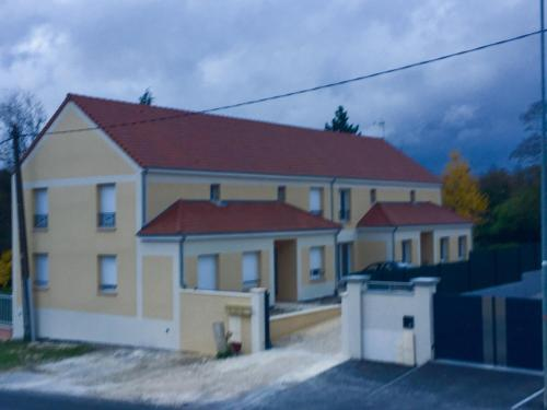 maison lilouma : Guest accommodation near Thorigny-sur-Marne