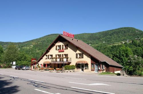 Auberge Alsacienne : Hotel near Ranspach