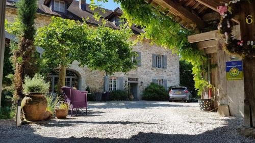 A l'Ombre du Château : Guest accommodation near Scey-Maisières