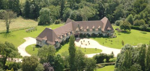 Domaine De Villers & Spa : Hotel near Saint-Vaast-en-Auge
