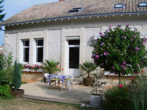 B&B Le Chant des Tourterelles - Mr Guieau : Bed and Breakfast near Saint-Simon-de-Pellouaille