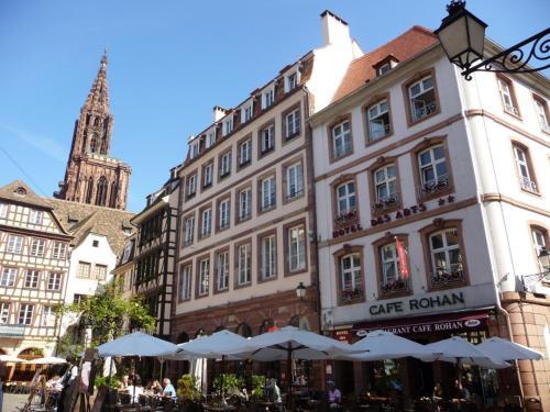 Hôtel des Arts : Hotel near Strasbourg