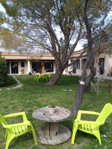 Le Jardin De Rita : Bed and Breakfast near Le Cailar