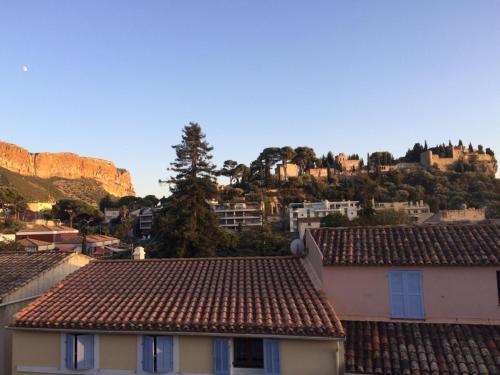 La Cassidaine : Apartment near Cassis