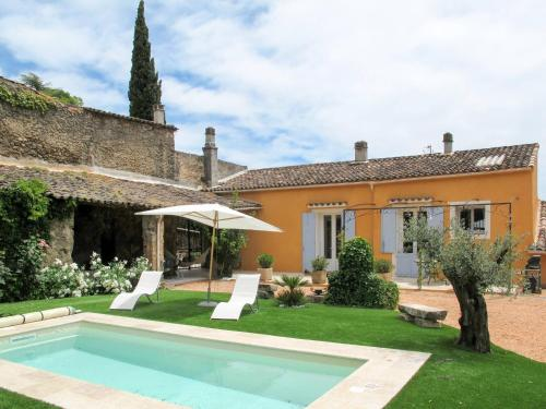 Ferienhaus mit Pool Barjols 130S : Guest accommodation near Varages