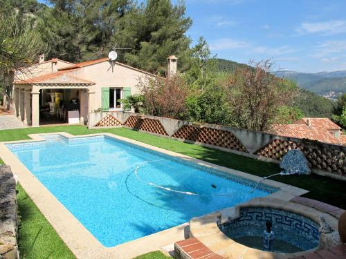 Ferienhaus mit Pool Sollies-Ville 100S : Guest accommodation near Pierrefeu-du-Var